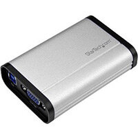StarTech VGA Video 1080p 60fps Game HD PVR USB Video Capture Card 1920 x 1200 MPEG-4 H.264 VGA USB Audio Line