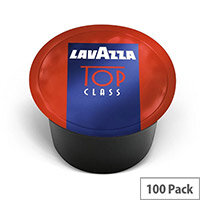 Lavazza Blue Espresso Top Class Coffee Capsules For Lavazza Blue Capsule System Coffee Machines - Pack of 100 Coffee Pods