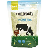 Milfresh Granualted Skimmed Milk For LB 2600 Coffee Machine 10 x 500g Packs