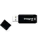 Integral Black USB 2.0 Memory Stick 32GB