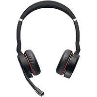 Jabra Evolve 75 Skype for Business Black Headset 7599-832-109