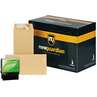 New Guardian DL Envelope Heavyweight Pack of 500 Plus Free Stamp