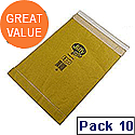 Jiffy Padded Bag 341x483mm Size 7 MP-7-10 (Pack of 10)
