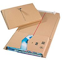 Shipment Packaging Peel and Seal Internal W325xD250xH80max.mm [Pack 25]