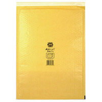 Jiffy AirKraft Bag Size 7 Gold Multi Pack of 10 MMUL04606