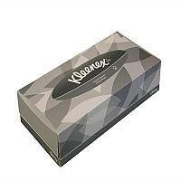 Kleenex Facial Tissues Flat Box 100 Sheets Pack of 21 Boxes 8835