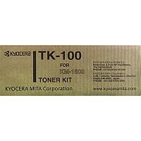 Kyocera TK-100 Black Toner Cartridge 370PU5KW