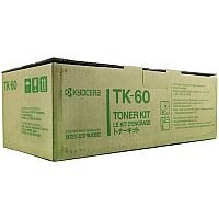Kyocera FS-1800/FS-3800 Toner Cartridge Black 20000 Pages TK-60