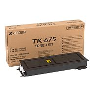 Kyocera Toner Cartridge Black TK-675