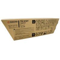Kyocera yellow laser toner TK-810Y