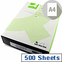 A4 100gsm Laid White Premium Business Paper 500 Sheets Q-Connect