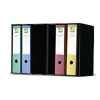 Q-Connect Lever Arch File Module Black Pack of 1 KF01594