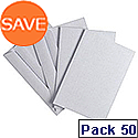 c6 envelopes pack 50