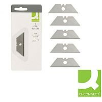 Q-Connect Cutter Blade Universal Pack of 5 KF15433