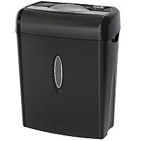 Q-Connect Cross Cut Paper Shredder Q6CC2
