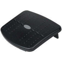 Q-Connect Economy Foot Rest Black KF20091