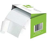 Q-Connect Address Label Self-Adhesive 89x36mm Roll of 250 KF26073