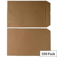Q Connect Envelopes C5 70gsm Manilla Gummed Pack of 500