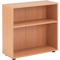 Jemini 18 Beech 720mm Desk Bookcase KF78964