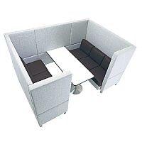Avior Grey and Light Grey 6 Seat Pod KF838850