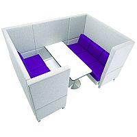 Avior Grey and Green 6 Seat Pod KF838852