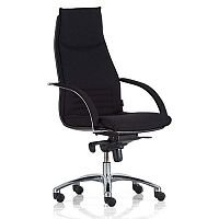 Integra High Back Swivel Office Chair Black