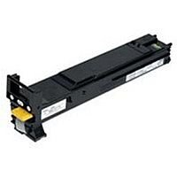 Konica Minolta Magicolor 5500/5570 Standard Yield Laser Toner Cartridge 6K Black A06V152