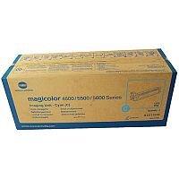 Konica Minolta Magicolor 4650/5550/5570 Print Unit 30K Cyan A0310GH