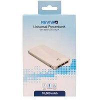 Reviva Universal Power Bank 10.000 mAh 12541VO11