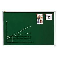 Franken ValueLine Magnetic Chalkboard Lacquered Dark Green Surface 900x600mm KR3502