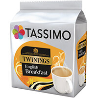 Tassimo Twinings English Breakfast Tea Pod Pack of 80 4031568