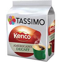 Tassimo Kenco Decaff Americano Pods Pack of 80 4031640
