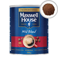 Maxwell House Mild Instant Coffee Powder 750g Tin Pack of 1 64997
