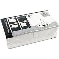 Katrin Napkin 33x33cm 2 Ply White Pack of 1500 97419