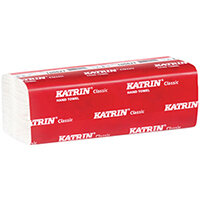 Katrin Classic Hand Towel Zig Zag Pack of 3150 100621