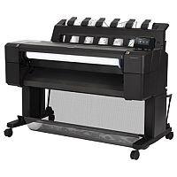 "HP DesignJet T930 Inkjet Printer 36"" Large-format - Colour - 2400 x 1200 dpi - Gigabit LAN, USB 2.0 host"