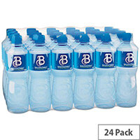 Ballygowan Natural Mineral Water Still Water Bottles 500ml Pack of 24 LB0007