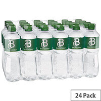 Ballygowan Mineral Sparkling Water 500ml Natural Water in Bottles Pack of 24
