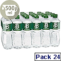 Ballygowan Sparkling Water Bottles 500ml Pack of 24