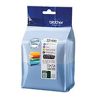Brother 4-Colour High Yield Inkjet Cartridge LC3219XLVALBP