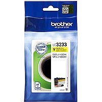 Brother LC3233 Yellow Ink Cartridge LC3233Y