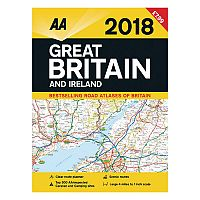 AA Road Atlas Great Britain/Ireland 2013 9780749573560