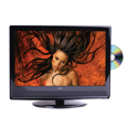 Cello 24 Inch Full HD LCD TV/DVD Black