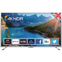 Cello 75 Inch Smart LED 4K TV C75SFS4K