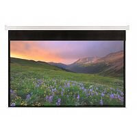 Franken ECO W2400 x H1350mm Electric Roll-Up Projection Screen