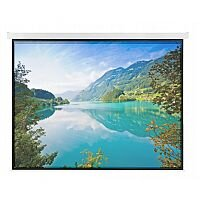 Franken ECO W3000 x H2250mm Electric Roll-Up Projection Screen