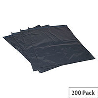 Mail Bag Self Seal 320x440mm Opaque Grey Protective Envelopes Pack of 200