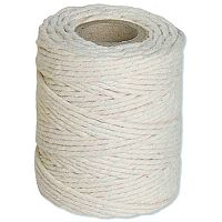 White Medium Twine Pack of 12 7658008