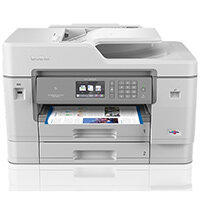 Brother MFCJ6945DW Inkjet Colour Printer Wi-Fi and USB - All in One Printer - Print Copy Scan Fax