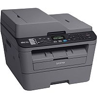 Brother MFC-L2700DW All-in-One Mono Laser Printer Fax Wi-Fi Duplex